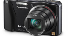 LUMIX DMC-ZS20 (TZ30) con Capacidad de Grabación de Video Full-HD