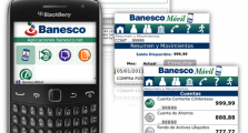 BanescoMóvil estará disponible para teléfonos con sistema operativo Windows Phone 7