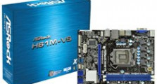 La ASRock H61M-VS fue destacada por Tom's Hardware