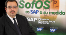 SofOS finalista del SAP Pinnacle Awards 2010